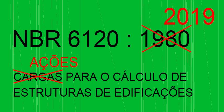 REVISÃO DA NORMA NBR 6120