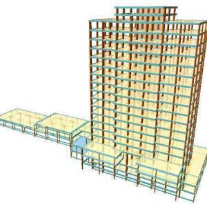 Projeto estrutural engenharia civil