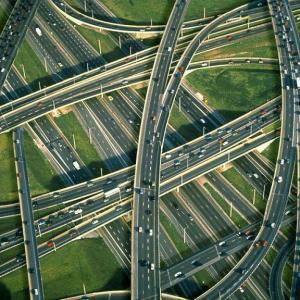 Projeto de infraestrutura urbana