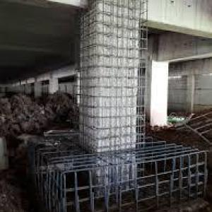 Projeto de recuperação estrutural